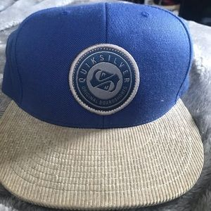 Quiksilver Classic Snapback